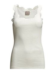 VMLENA LACE TANK TOP NOOS - Snow White