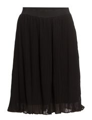 VMPURE PLEAT SKIRT - NFS - Black