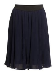 VMPURE PLEAT SKIRT - NFS - Black Iris