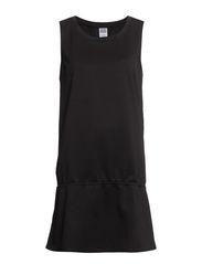 VMSCUBA S/L DRESS FF28 - Black