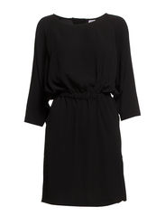 VMSISSE 3/4 SHORT DRESS LCS - Black