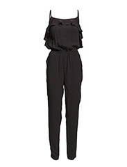 VMALANA STRAP JUMPSUIT IT - Black