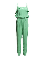 VMALANA STRAP JUMPSUIT IT - Irish Green