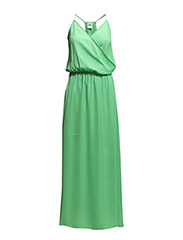 VMFARAH SL LONG DRESS - Irish Green