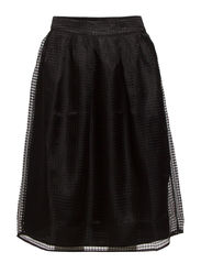 WP - VMGRID HW BELOW KNEE SKIRT 20 - Black