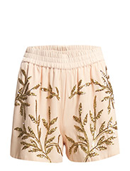 VMLEOLA BEAD NW SHORTS - Tropical Peach