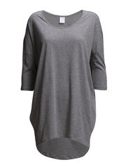 VMTONSI 3/4 TOP IT - Light Grey Melange