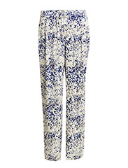 EASY NW WIDE PANTS 2015 - White Asparagus