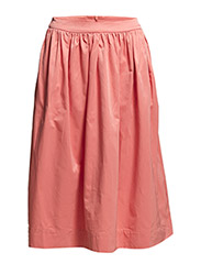 WP - VMVIENNA HW CALF SKIRT 4 - Porcelain Rose