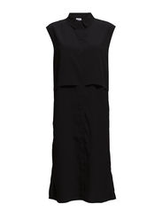 WP - VMTRENCH LONG SL SHIRT 3 - Black