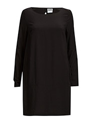 EASY LS SOLID TUNIC 2015 - Black