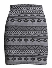 VMZUMA ETHNIC SHORT SKIRT NFS - Snow White