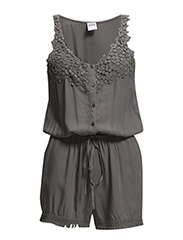 WP - VMGINA SL PLAYSUIT 6 - Pewter