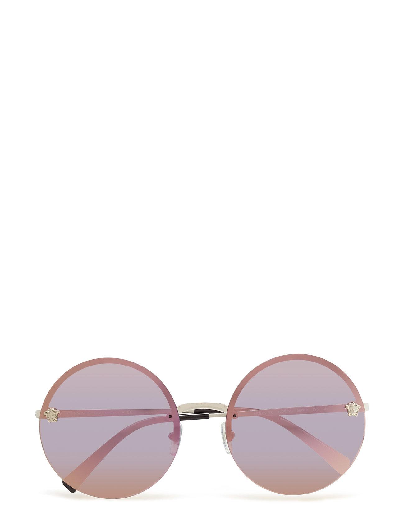 versace sunglasses – Round frame på boozt.com dk