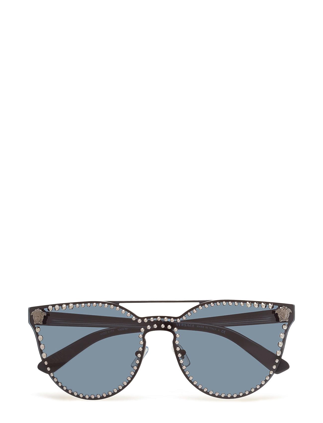 Cat eye fra versace sunglasses fra boozt.com dk
