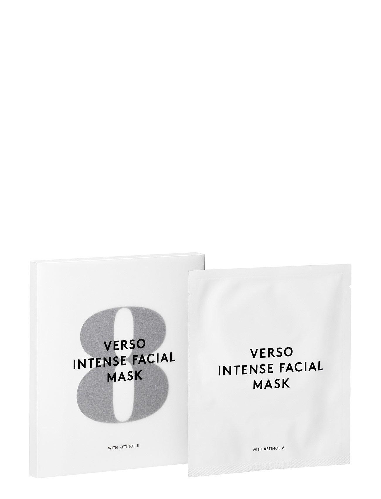 No 8 - intense facial mask fra verso på boozt.com dk