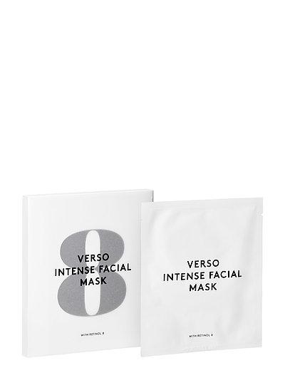 No 8 - Intense Facial Mask - CLEAR