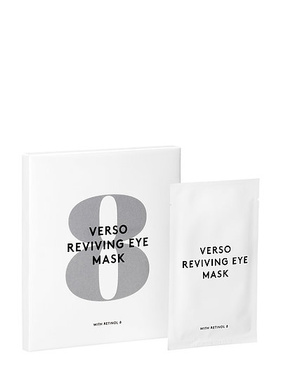 No 8 - Reviving Eye Mask - CLEAR
