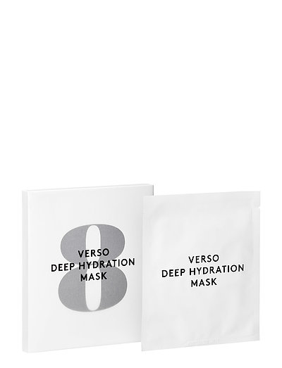 No 8 - Deep Hydration Mask - CLEAR