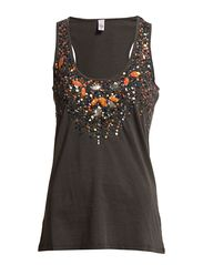 Very by Vero Moda SELLAR WREST EMB TOP - P12