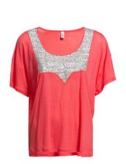 EFE SS SEEQUENCE TOP - PS12 - CALYPSO CORAL