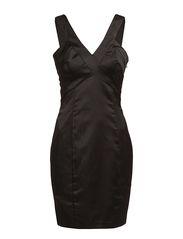 CASEY DRESS - PS12 - BLACK
