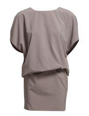 WATERY SHORT DRESS-EXP - CLOUDBURST