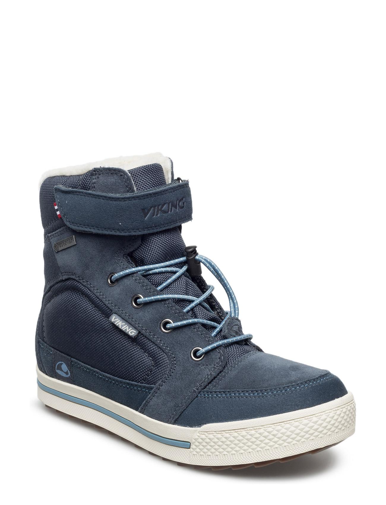 Zing Gtx Viking Sko & Sneakers til Børn i Mørkeblå