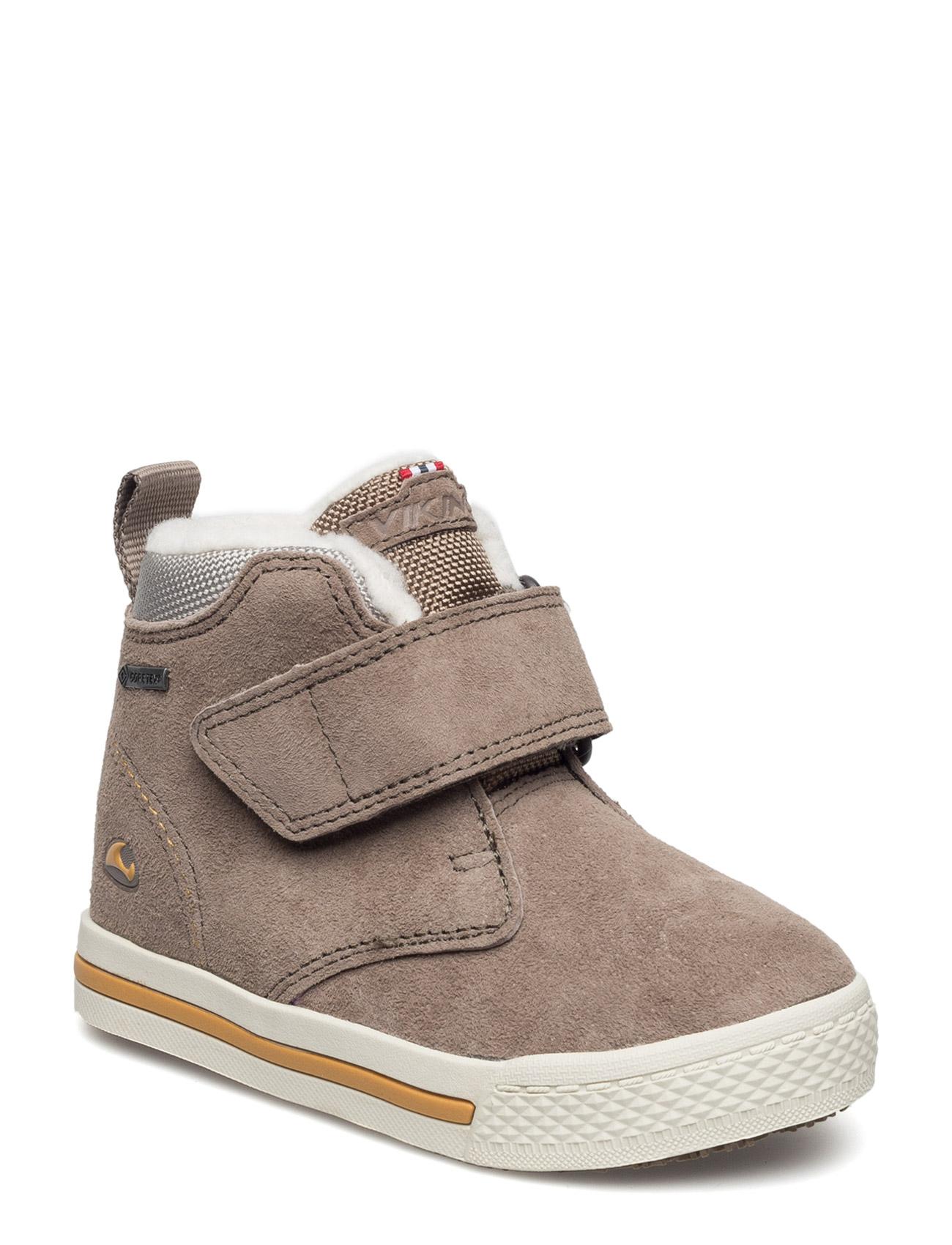 Lovvund Warm Gtx Viking Sko & Sneakers til Børn i Taupe