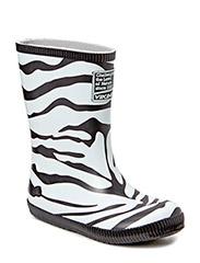 Classic Indie Zebra - Black/White