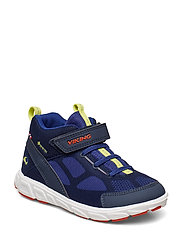 Vinderen Mid GTX - NAVY/LIME
