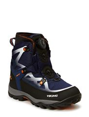 Sporty winter boot KJETIL BOA GORE-TEX - Navy