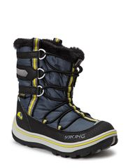 Soft winter boot FONN GORE-TEX - Black