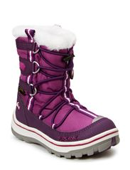 Soft winter boot FONN GORE-TEX - Purple