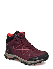 Ascent II GTX - WINE/CORAL