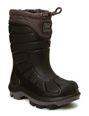 Warm thermo boot EXTREME - Black