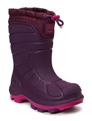Warm thermo boot EXTREME - Lillac