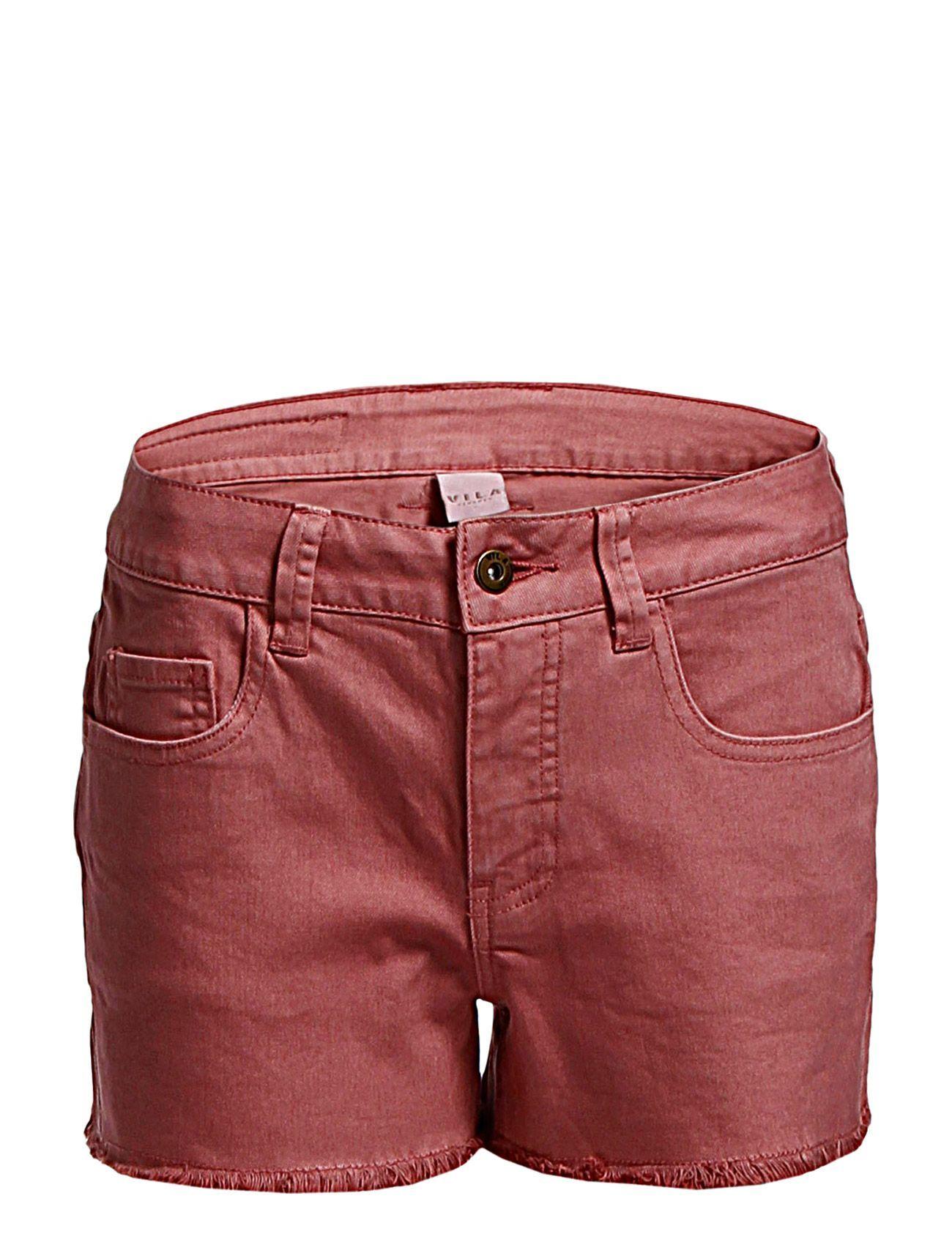 Maya Denim Shorts Overdyed
