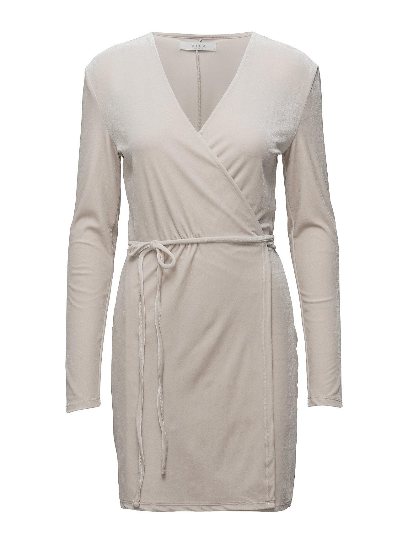 Vivelvetine Short Dress/1 Vila Korte kjoler til Damer i
