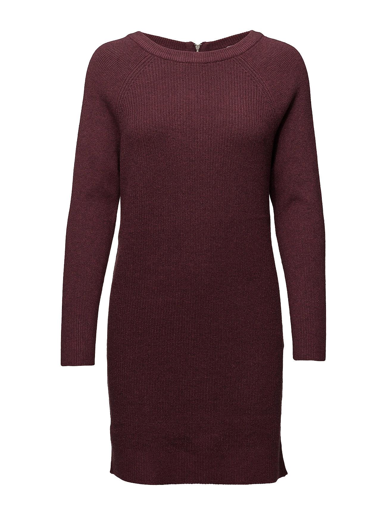 Visia l/s knit dress fra vila fra boozt.com dk