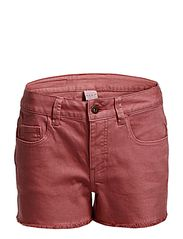 Vila MAYA DENIM SHORTS OVERDYED