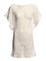 NICE LACE TUNIC 1 - WHITE