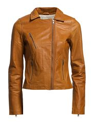 Vila BINA LEATHER JACKET
