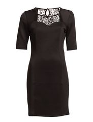 KATENKA DRESS - Black