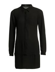 ADIA L/S TUNIC - Black