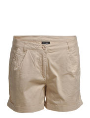 OLLIE TURNUP SHORTS VOL - Sandshell