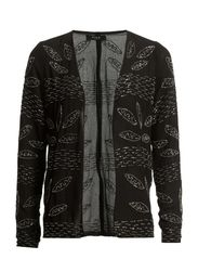 WHATS CARDIGAN - Black