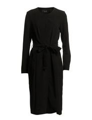 ILONA TRENCH COAT - Black