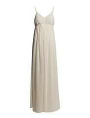 HYPEI IMILLION LONG DRESS - Pink Champagne