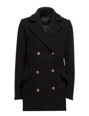 EASET COAT - Black